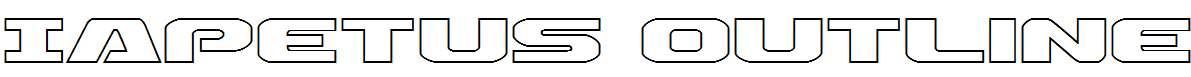 Iapetus-Outline-Regular