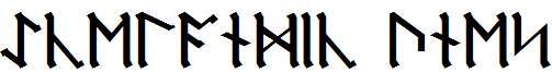 Icelandic-Runes