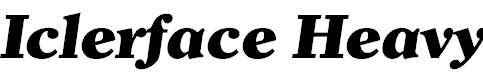 Iclerface-Heavy