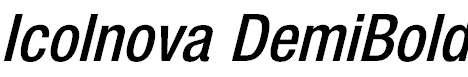 Icolnova-DemiBold