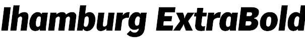 Ihamburg-ExtraBold