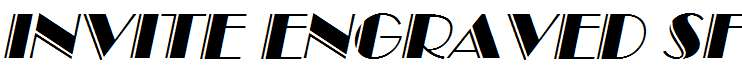 Invite-Engraved-SF-Italic
