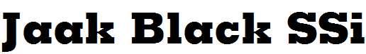 Jaak-Black-SSi-Extra-Bold