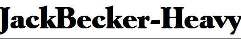 JackBecker-Heavy