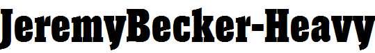 JeremyBecker-Heavy