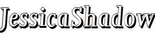 JessicaShadow-Italic