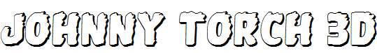 Johnny-Torch-3D-Regular