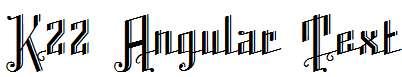 K22-Angular-Text