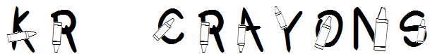 KR-Crayons
