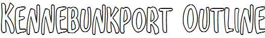 Kennebunkport-Outline-Regular