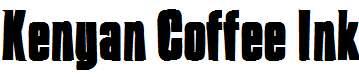 Kenyan-Coffee-Ink