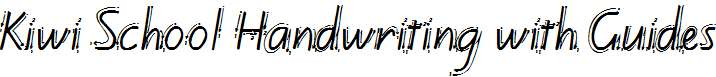 Kiwi-School-Handwriting-with-Guides