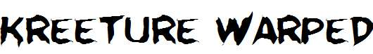 Kreeture-Warped