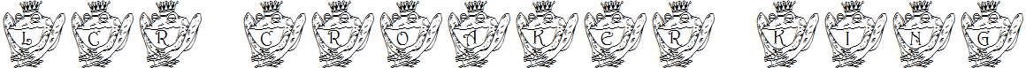 LCR-Croaker-King