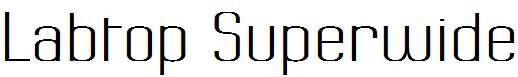 Labtop-Superwide