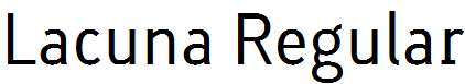 Lacuna-Regular