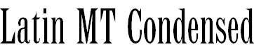 LatinMT-Condensed