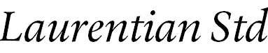 LaurentianStd-Italic