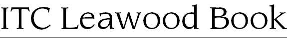 Leawood-Book