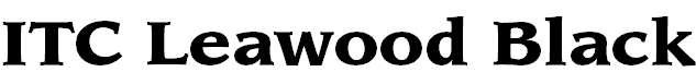 LeawoodITCbyBT-Black