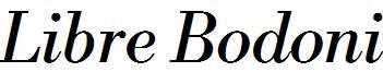 Libre-Bodoni-Italic