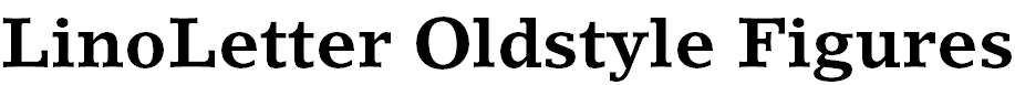 LinoLetter-BoldOsF