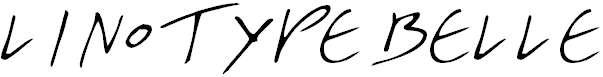 LinotypeBelle-Regular