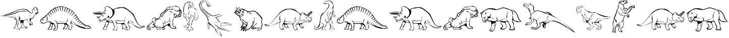 LinotypeDinosaures-Regular