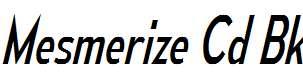MesmerizeCdBk-Italic