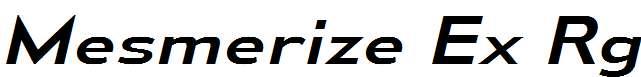MesmerizeExRg-Italic