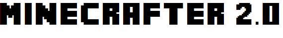 MineCrafter-2.0-Regular