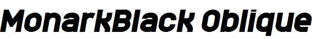 MonarkBlack-Oblique
