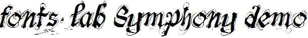 fonts-lab-Symphony