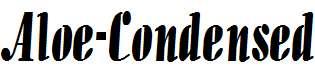 Aloe-Condensed-Normal
