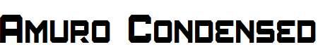 Amuro-Condensed