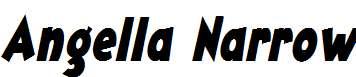 Angella-Narrow-Italic