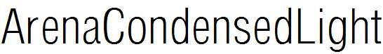 ArenaCondensedLight-Regular-copy-1-