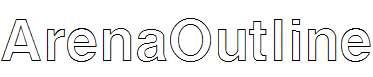 ArenaOutline-Regular