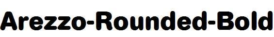 Arezzo-Rounded-Bold-Regular