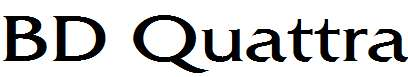 BD-Quattra