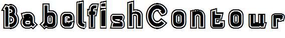 BabelfishContour