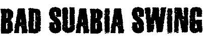BadSuabiaSwing-Regular