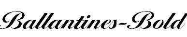 Ballantines-Bold
