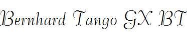 Bernhard-Tango-GX-BT