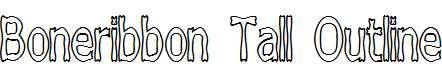 Boneribbon-Tall-Outline