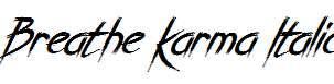 Breathe-Karma-Italic-Regular