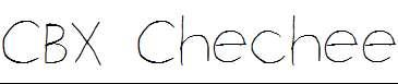 CBX-Chechee