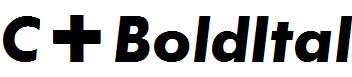 C+BoldItal