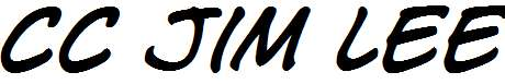 CC-Jim-Lee-Italic