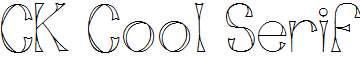 CK-Cool-Serif
